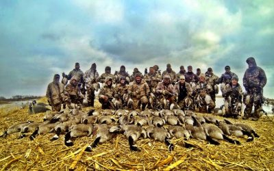fall waterfowl hunt